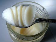 Hydrogenated vegetable fat